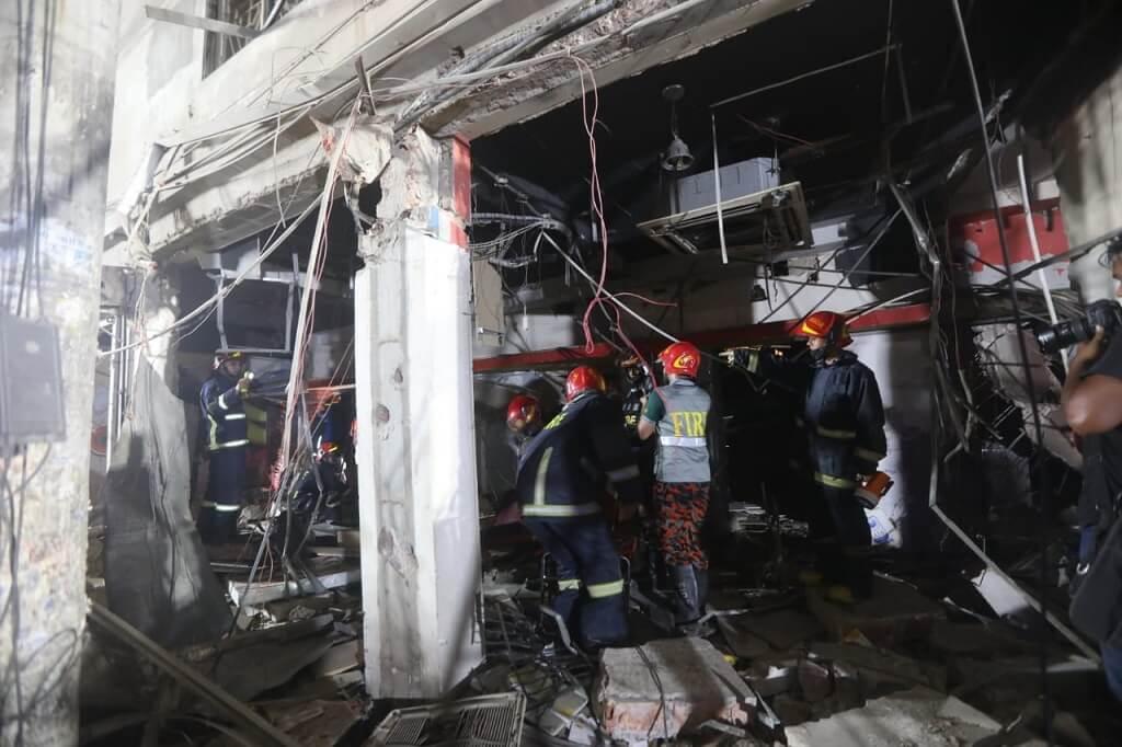 Dhaka Explosion Update News