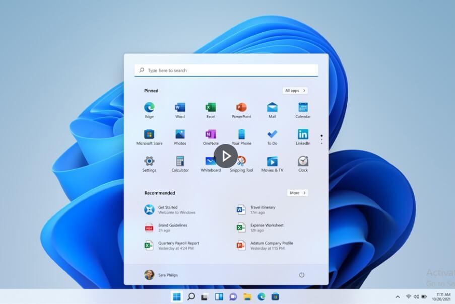 Windows 11 ISO File Download for 32Bit/64Bit