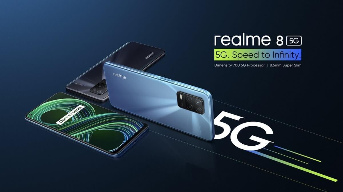 Realme 8 5G Price in Bangladesh