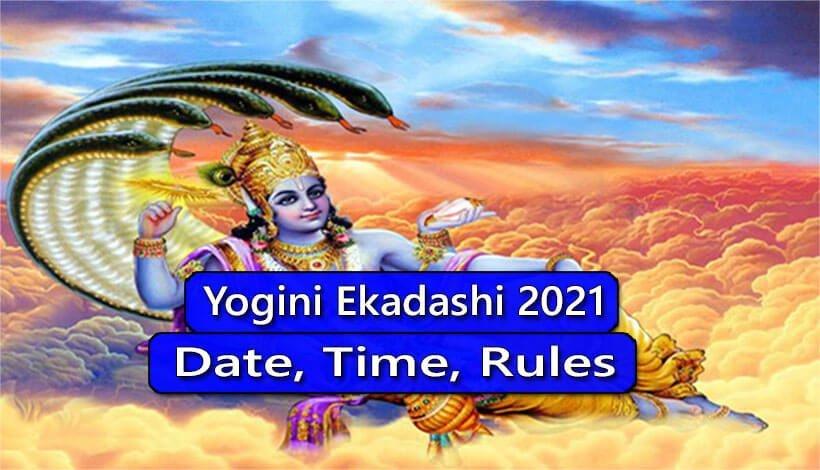 Yogini Ekadashi 2021