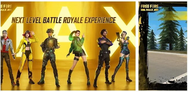 Garena Free Fire MAX Apk for Android