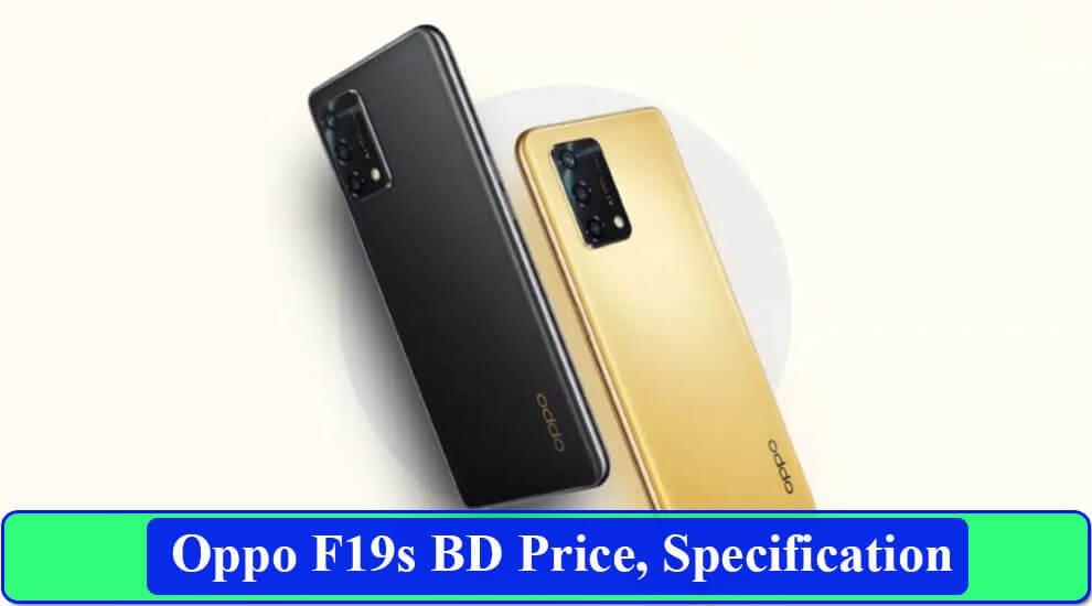 Oppo F19s Price in Bangladesh