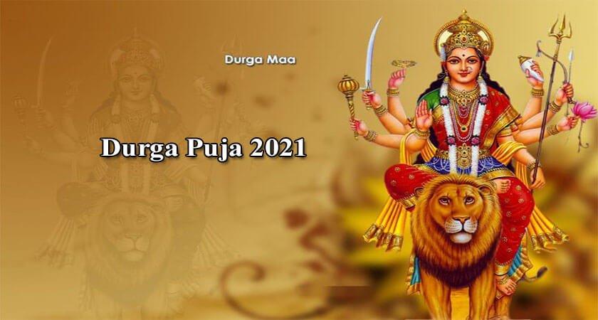 Durga Puja 2021 Date Time