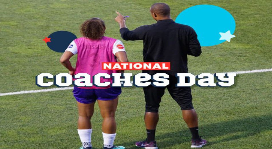 National Coaches Day 2021 Images