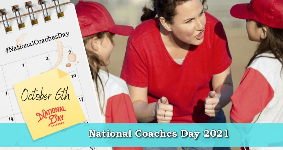 National Coaches Day 2021