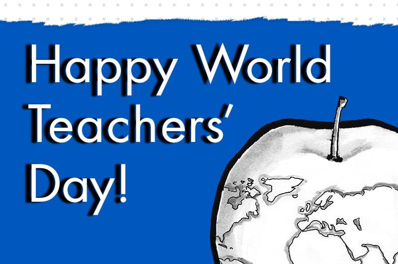 World Teachers Day 2021 Australia